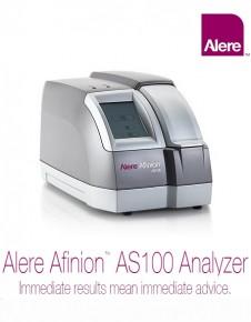 Afinion 2 AS100 (어피니언 당화혈색소,알부민,콜레스테롤 검사기기)