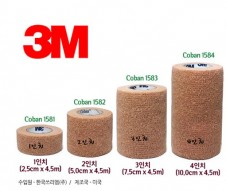 3M Coban(코반) - 접착식 탄력붕대