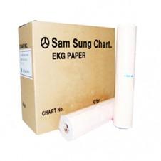 심전도페이퍼 (EKG Paper)120*30 [118*30겸용] (Dr Lee)-국산 - 10Roll